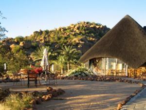 NamibiaAibAibaLodgeErongoGebirge