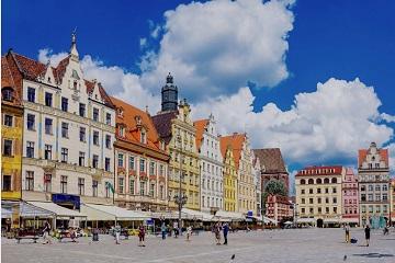 Polen: Riesengebirge, Krakau & Breslau (03.09.-10.09.2017)