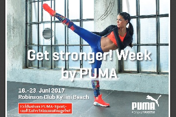 Get stronger! Week by PUMA