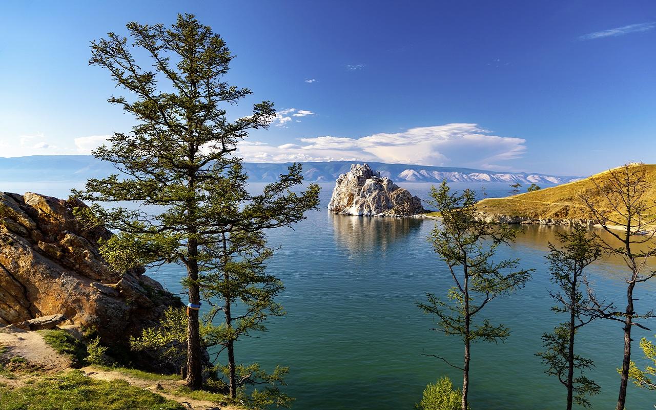 Russland - Unendliche Weite am Baikalsee