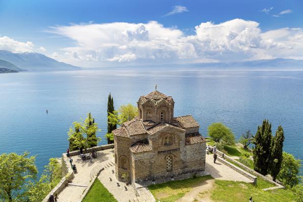 Mazedonien, Albanien & Montenegro