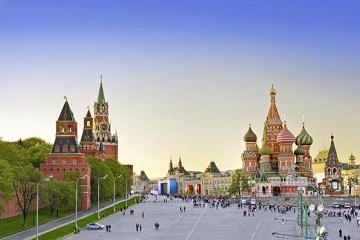 Moskau - St. Petersburg - Von der Moskwa an die Newa